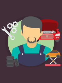 Global Auto Parts Market By Type (Walking System, and Car Accessories), By  Application (Passenger Car, and Commercial Vehicle), By Region and Key