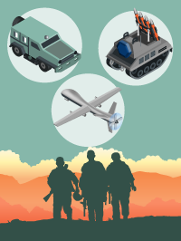Global 5G in Defense Market By Communication Infrastructure (Small Cell, Macro Cell, Radio Access Network (RAN)), By Core Network Technology (SDN, FC, MEC, NFV), By Network Type (eMBB, URLLC, MMTC), By End-Use (Military, Homeland Security), By Region and Key Companies - Industry Segment Outlook, Market Assessment, Competition Scenario, Trends and Forecast 2021–2031