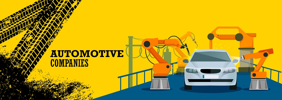 automotive companies Statistics and Facts